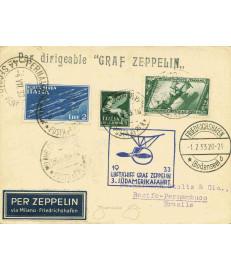 Italia - 1933 - LZ 127 Graf...