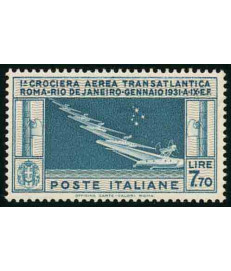 Italia - 1930 - I Crociera...