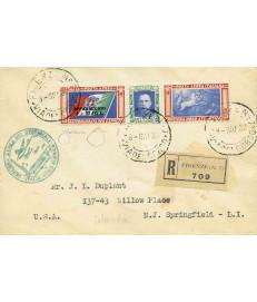 Italia - 1933 - Italo Balbo...
