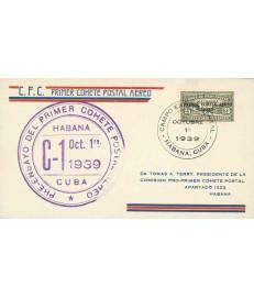 Cuba - 1939 - A.V.Funes,...