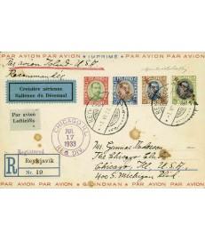 Islanda - 1933  - Crociera...