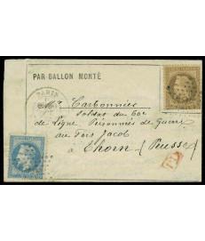 Francia/Prussia - 1870 -...