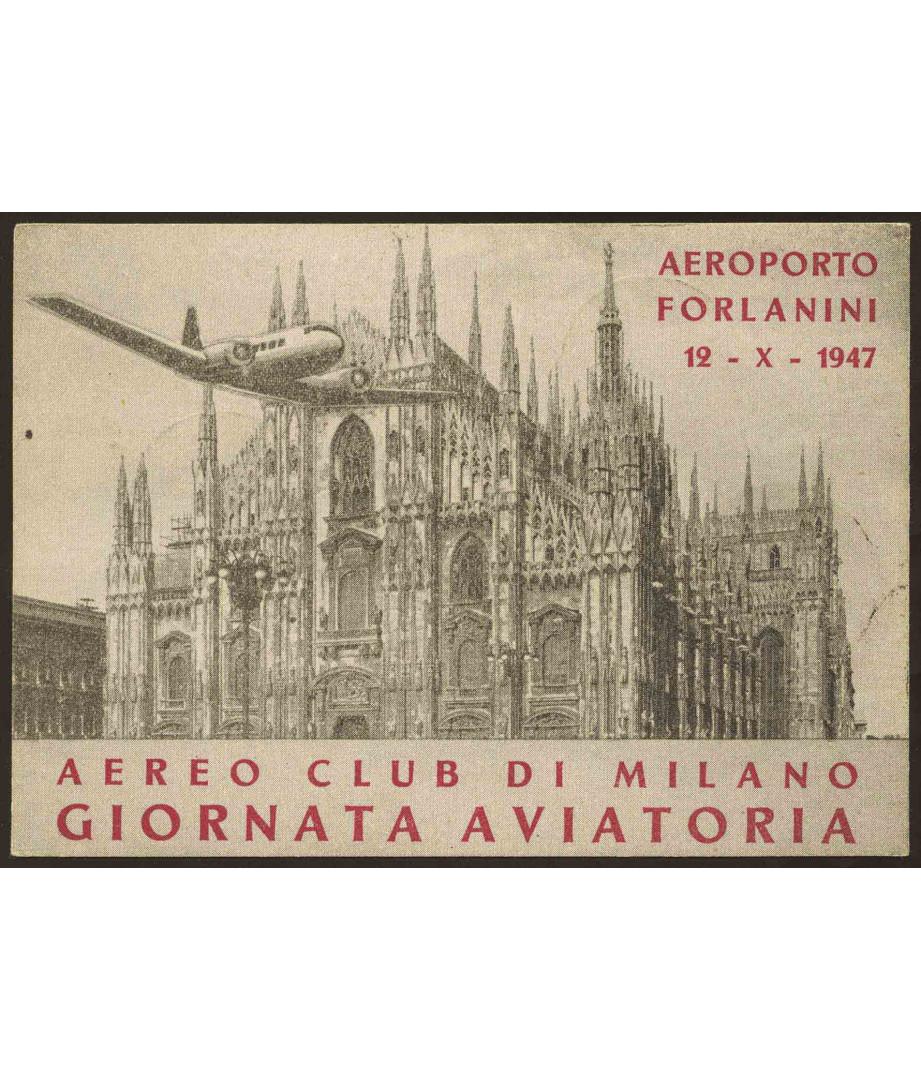 1947 - Aereo Club di Milano -...