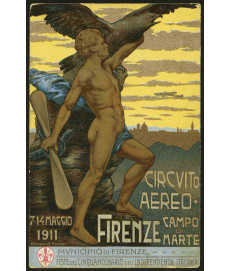 1911 - Firenze Campo di...