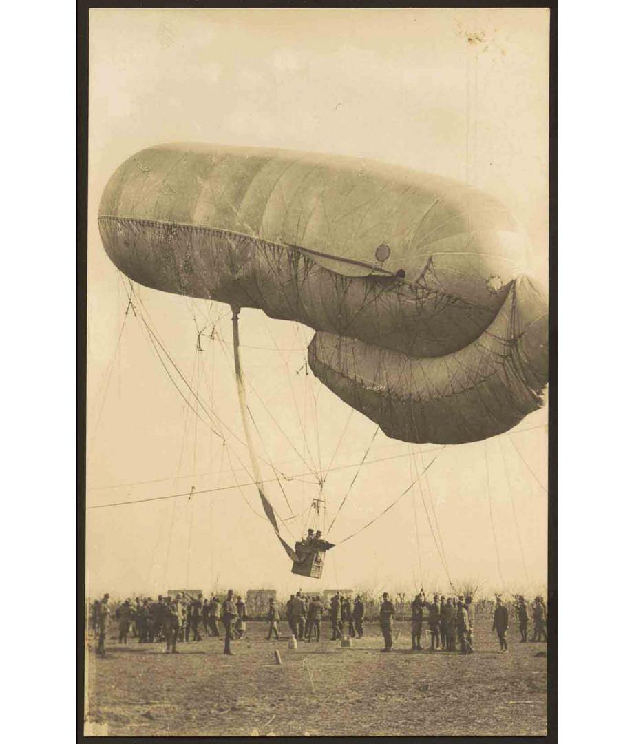 Drachen Balon (Pallone frenato) in...