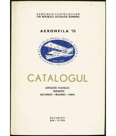 AEROMFILA '73 - CATALOGUL -...