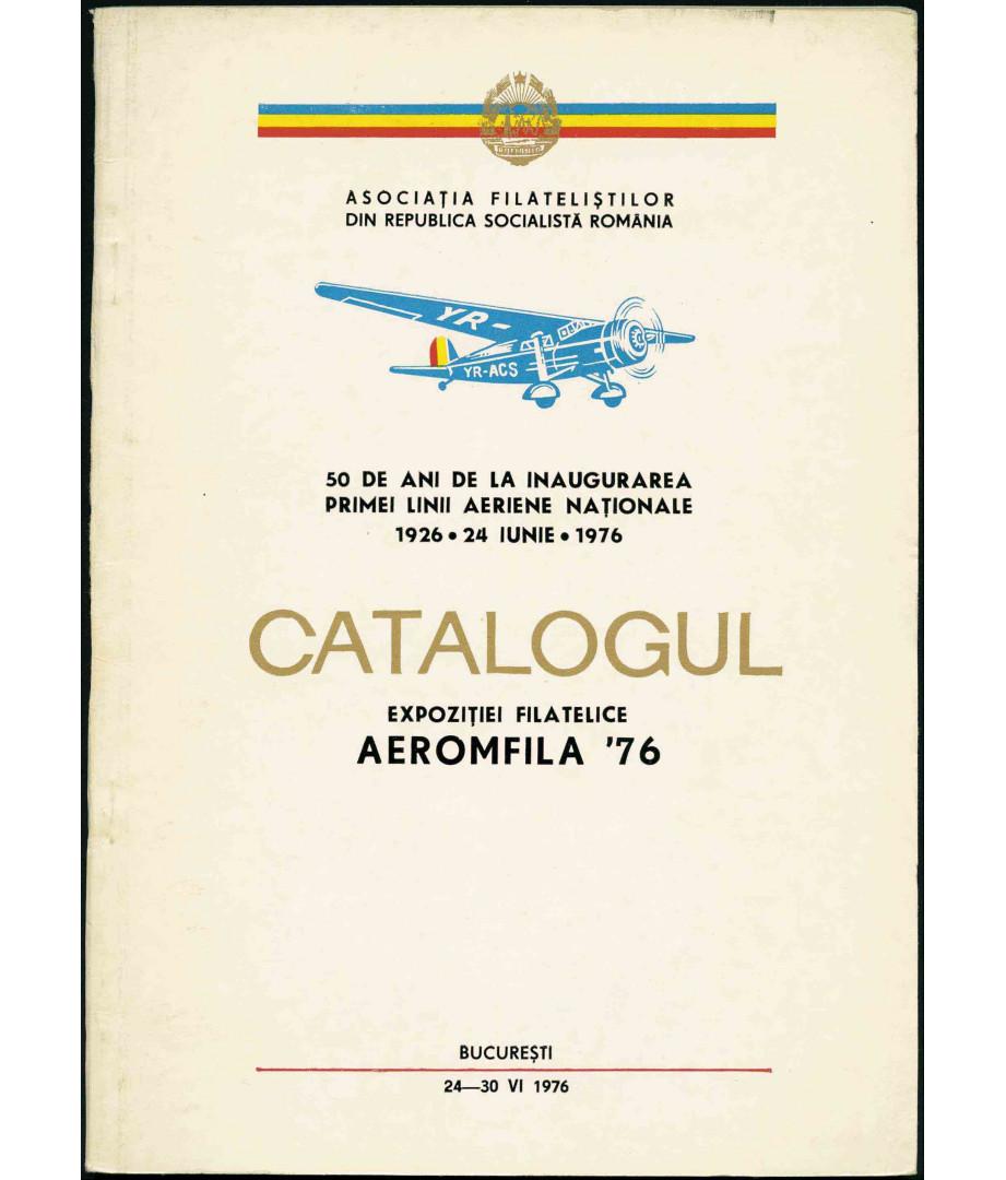 AEROMFILA '76  - Expozitiei...