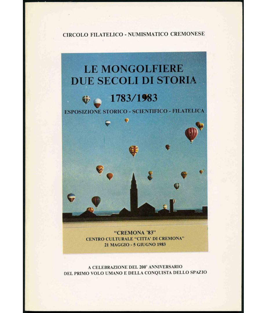 CREMONA '83 - LE MONGOLFIERE DUE...