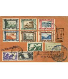 Italy - 1933 - LZ 127 Graf...