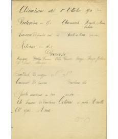 Italia - 1914 - USUELLI...