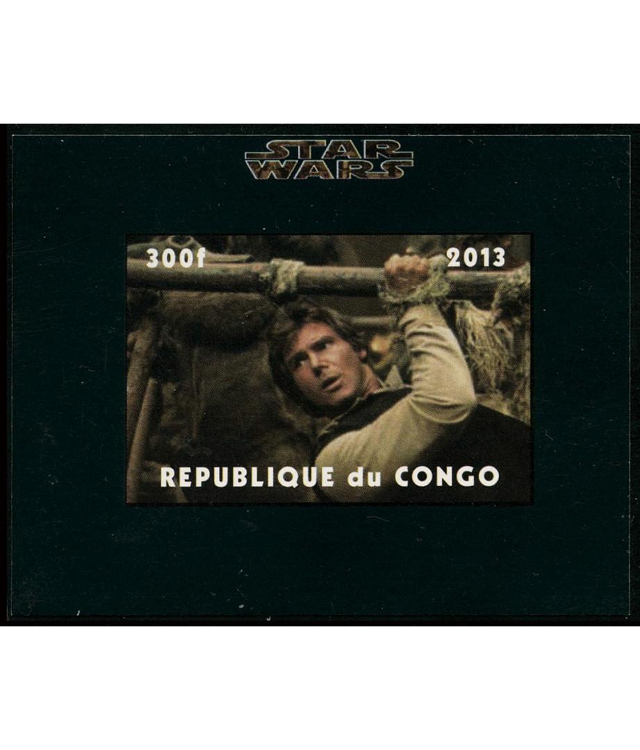 Star Wars - Han Solo legato in Il...