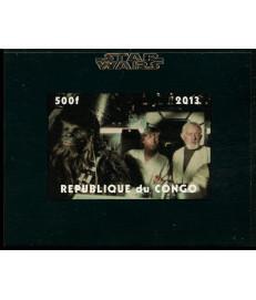 Star Wars - Chewbacca, Obi...