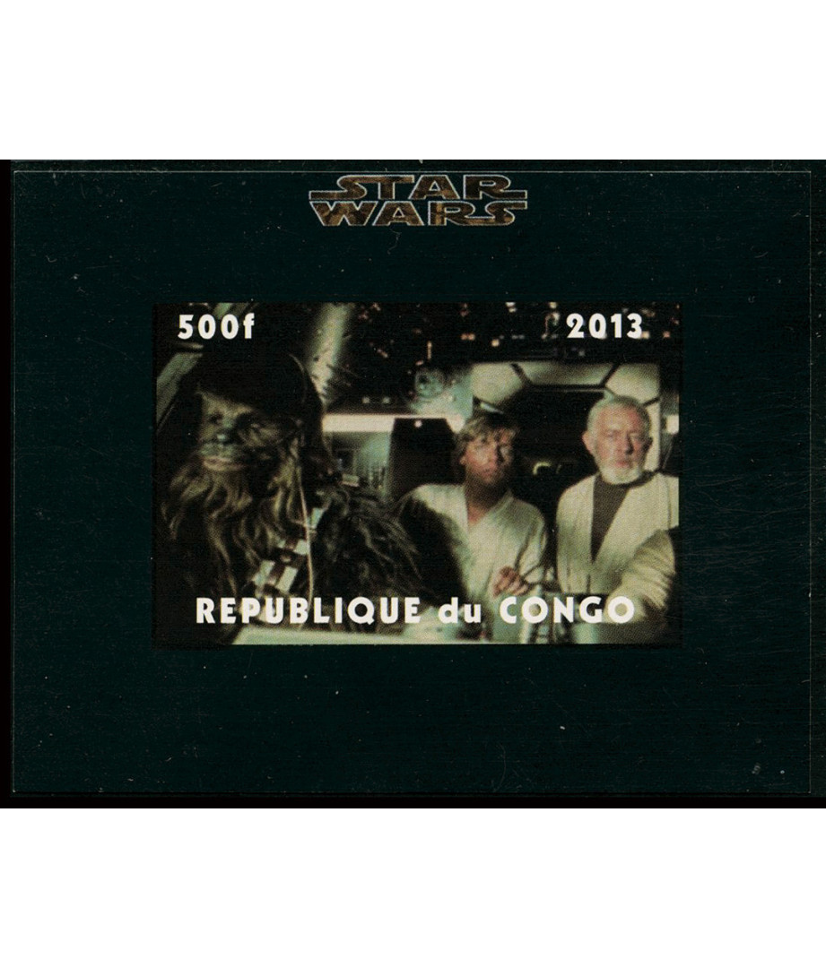 Star Wars - Chewbacca, Obi Wan e...