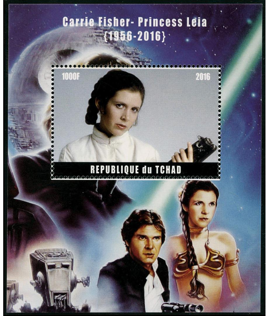 Star Wars - Carrie Fisher-Principessa...