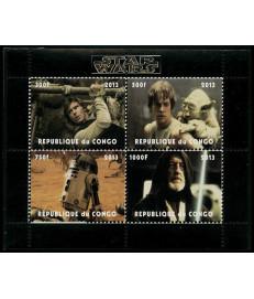 Star Wars - Han Solo, Luke...