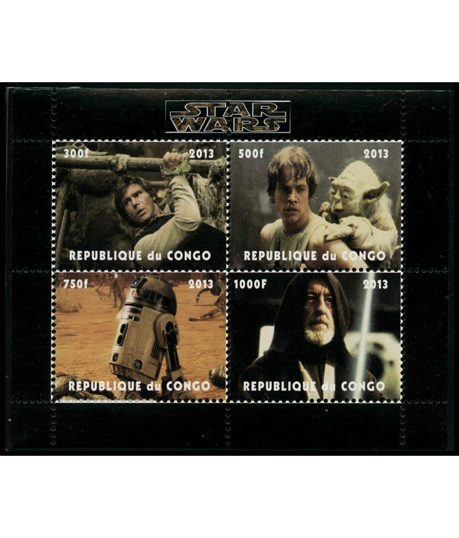 Star Wars - Han Solo, Luke Skywalker...