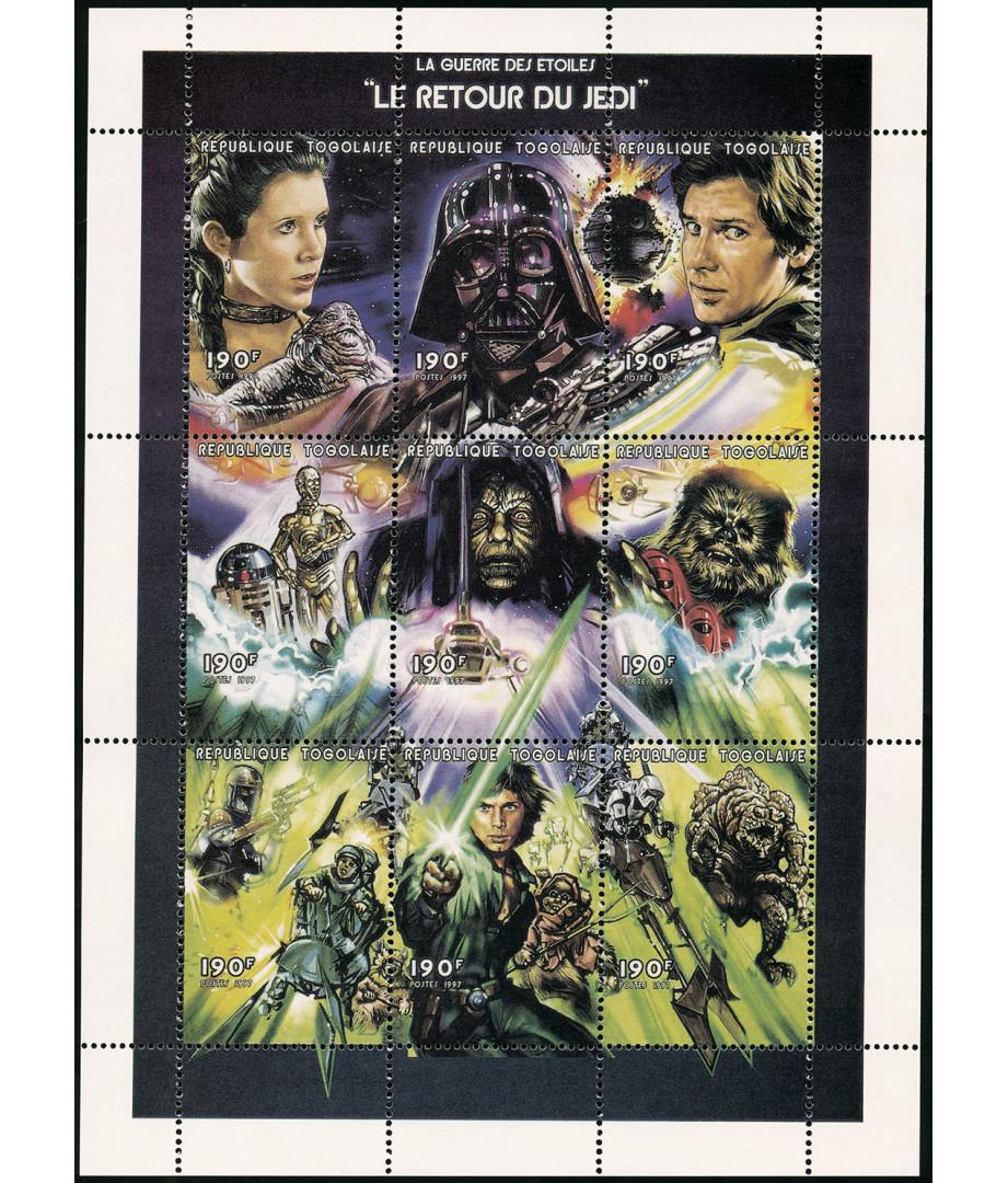 Star Wars - Le Retour du Jedi - 9 f.lli