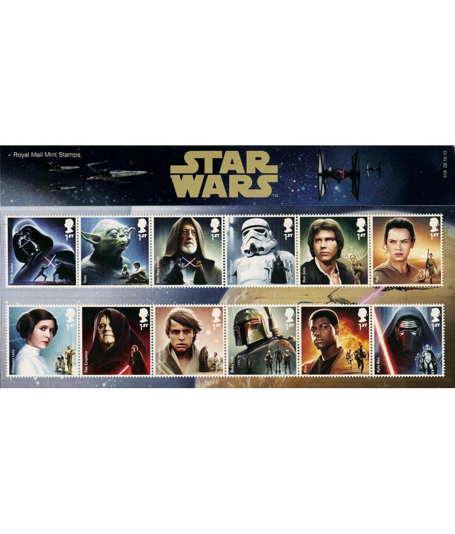 Star Wars - Presentation Pack 2015...