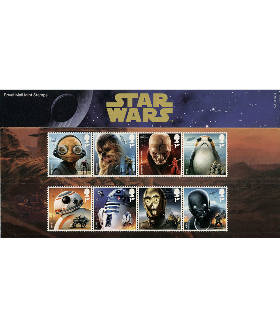 Star Wars - Presentation Pack 2017...