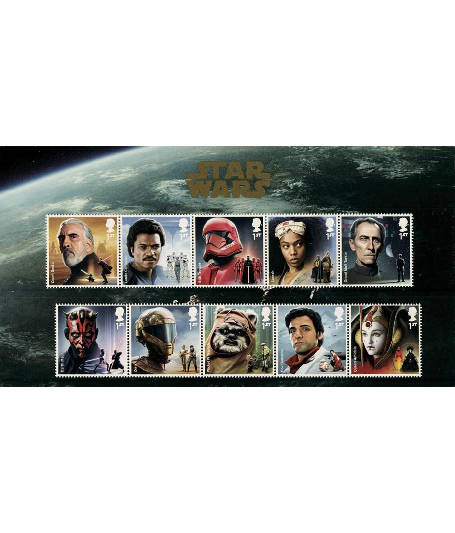 Star Wars - 2019 - 10 f.lli in...