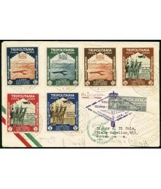 Tripolitania - 1934 - LZ...