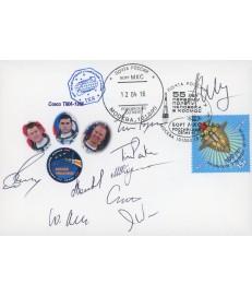 ISS - 2016 - Soyuz TMA-19M...