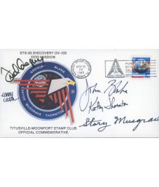 USA - 1989 - Shuttle STS-33...