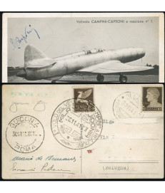 Italy - 1941 - Airplane...