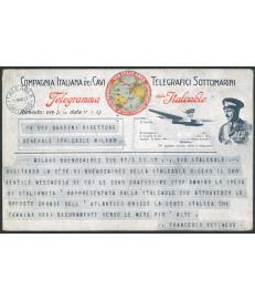 1927 - Francesco de Pinedo...