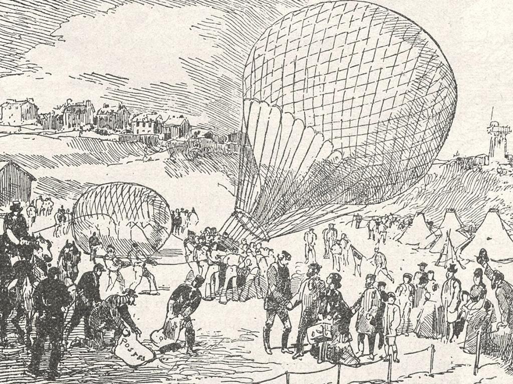 Ballons Montès